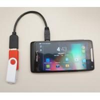 OTG кабель USB Host