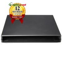 Внешний корпус-карман для cd-dvd привода ноутбука - гарантия 12 месяцев